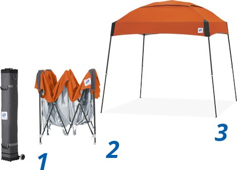 ezup dome instructions