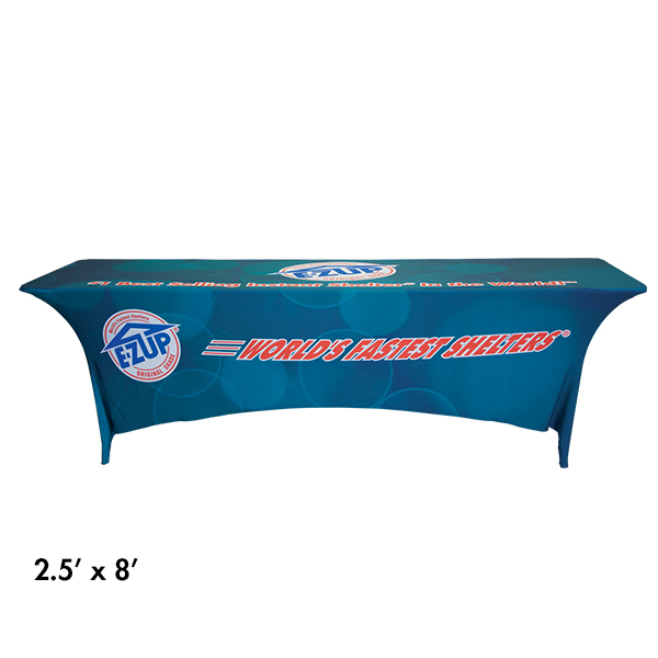 2'x8' Stretch Fit Table Cover