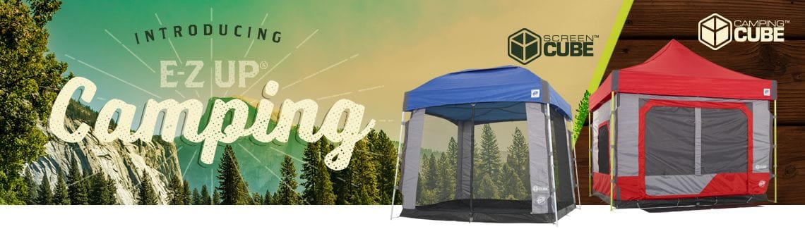 ezup camping shelters