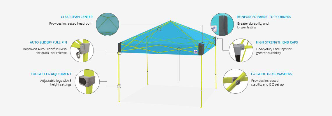 ezup dome shelter